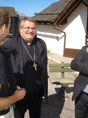Roman Catholic Diocese of Murska Sobota -  Bishop Peter Štumpf