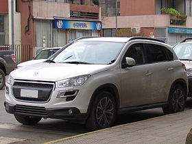 Image illustrative de l'article Peugeot 4008