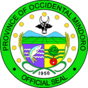 Ph seal occidental mindoro.png