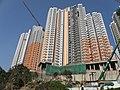 Phase 2 (Ho Chuen and Shing Chuen House) of Shui Chuen O Estate under construction in March 2015.JPG