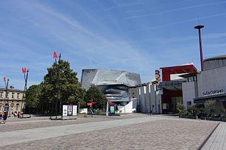 Philharmonie de Paris complex of concert halls in Paris, France