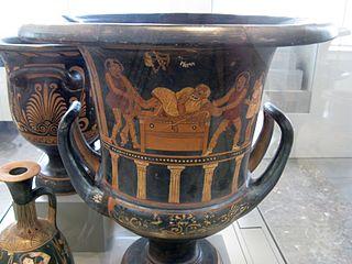 Phlyax Vases
