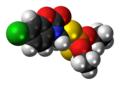 Phosalone molecule spacefill.png