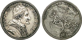 Pope Innocent XI - Innocent XI (1678-1679)