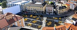 annual film festival held in Locarno, Switzerland