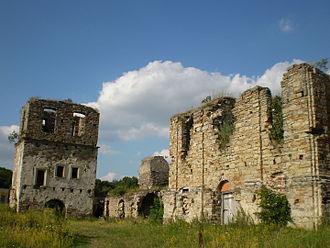 Terebovlia - Ruins of Pidhora Monastery
