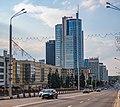 Pieramožcaŭ avenue (Minsk) p01.jpg