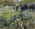 Pierre-Auguste Renoir - Femme avec parasol dans un jardin - Google Art Project.jpg