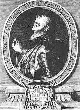 Pierre d'Aubusson - Pierre d'Aubusson