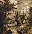 Pietro della vecchia - Landscape with warriors1.jpg