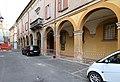 Pieve di Cento tre mesi dopo il terremoto, via Garibaldi. - panoramio.jpg