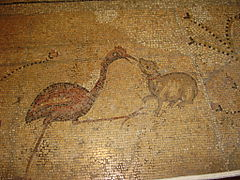 PikiWiki Israel 15491 Mosaic in the Church of Multiplication.JPG