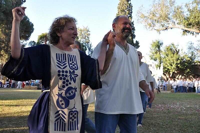 חג ביכורים גן-שמואל 2009