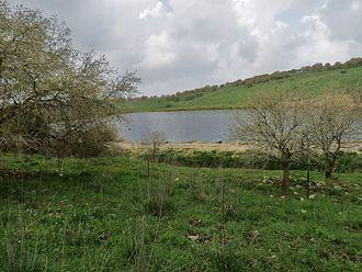 Menashe Heights - Reservoir in Ramot Menashe