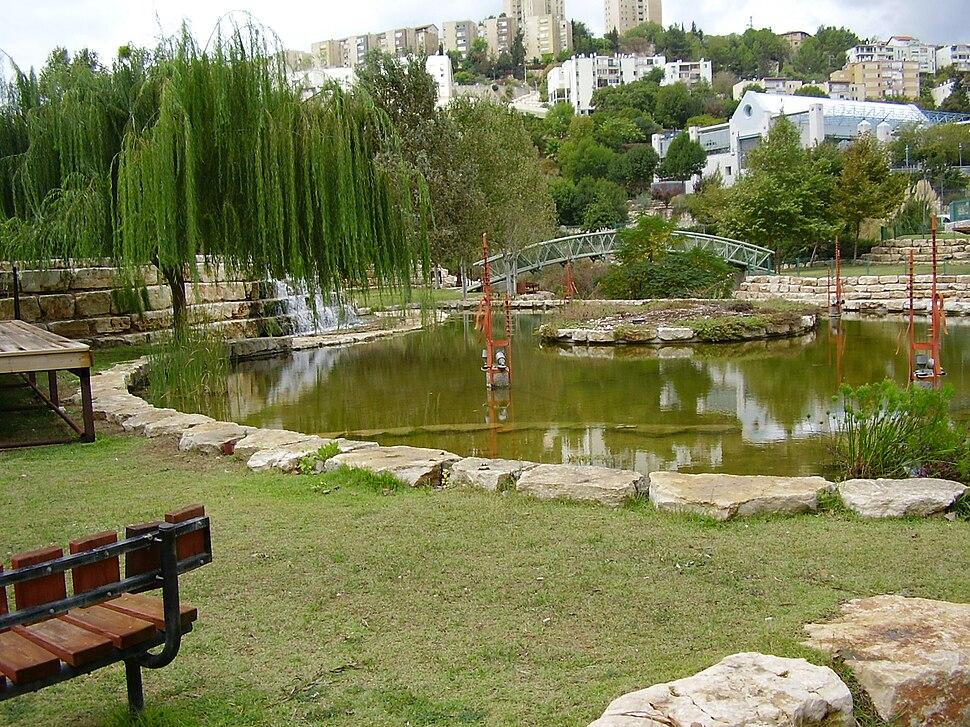PikiWiki Israel 5666 park in yokneam