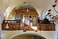 Pillichsdorf - Kirche, Orgel.JPG
