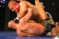 Ground fighting is an intrinsic part of the sport.