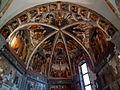Pinzolo, San Vigilio, interior frescos 004.JPG