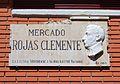 Placa del mercat de Rojas Clemente, València.JPG