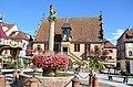 Place de Molsheim (Puits and Metzig) (29549264782).jpg