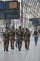 Plan Vigipirate en gare de Strasbourg 19 août 2013 01.jpg