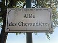 Plaque Allée Chevaudières - Saint-Cyr-sur-Menthon (FR01) - 2020-10-31 - 1.jpg