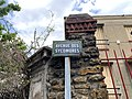 Plaque Avenue Sycomores - Le Pré-Saint-Gervais (FR93) - 2021-04-28 - 2.jpg
