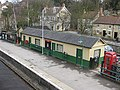 Platform buildings, Pickering Station - geograph.org.uk - 1772742.jpg
