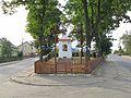Podlaskie - Brańsk - Brańsk - Poniatowskiego, Kilińskiego, Binduga - Kapliczka św. Piotra 20110903 01.JPG