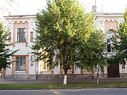 Poltava House with Lions.JPG