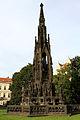 Pomník císaře Františka I. (Staré Město) Smetanovo nábřeží.jpg
