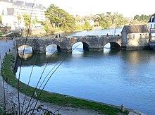 220px-Pont_d%27Auray dans COURS d'EAU-RIVIERES de France