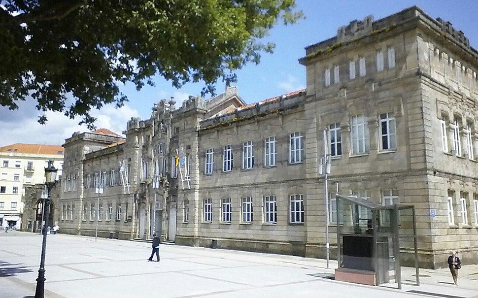 Pontevedra capital, Instituto modernista Valle-Inclán