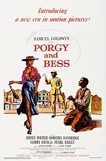 <i>Porgy and Bess</i> (film) 1959 American musical film