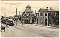 Port Pirie Post Office and Ellen Street station, about 1905 (photographer-modified postcard -- SLSA B 39575).jpg