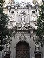 Portal de Acceso al Claustro del Monasterio de San Jerónimo. Granada..JPG