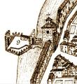 Porte Narbonnaise (Castres, 1674).png