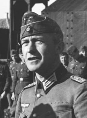 Hans von Ahlfen - Hans von Ahlfen in 1942