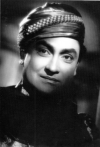 Ashok Kumar - Portrait of Ashok Kumar
