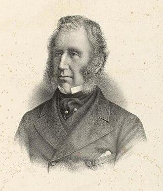 Edward Douglas-Pennant, 1st Baron Penrhyn - Portrait of Edward Gordon Douglas Pennant