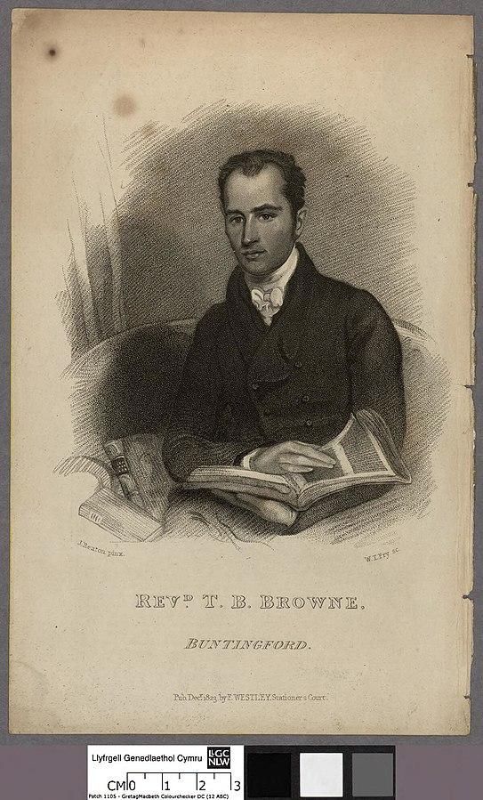 T. B. Browne, Buntingford