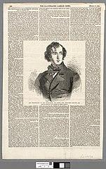 The Chancellor of the Exchequer, the Right Hon. Benjamin Disraeli, M.P
