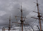 Portsmouth MMB 43 Royal Naval Dockyard - HMS Warrior.jpg