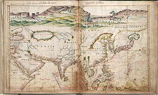 Portuguese presence in Asia
