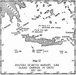Positions of British warships sunk during campaign in Crete, May 1941.jpg