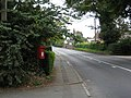 Post Box in Madeley Heath - geograph.org.uk - 549340.jpg