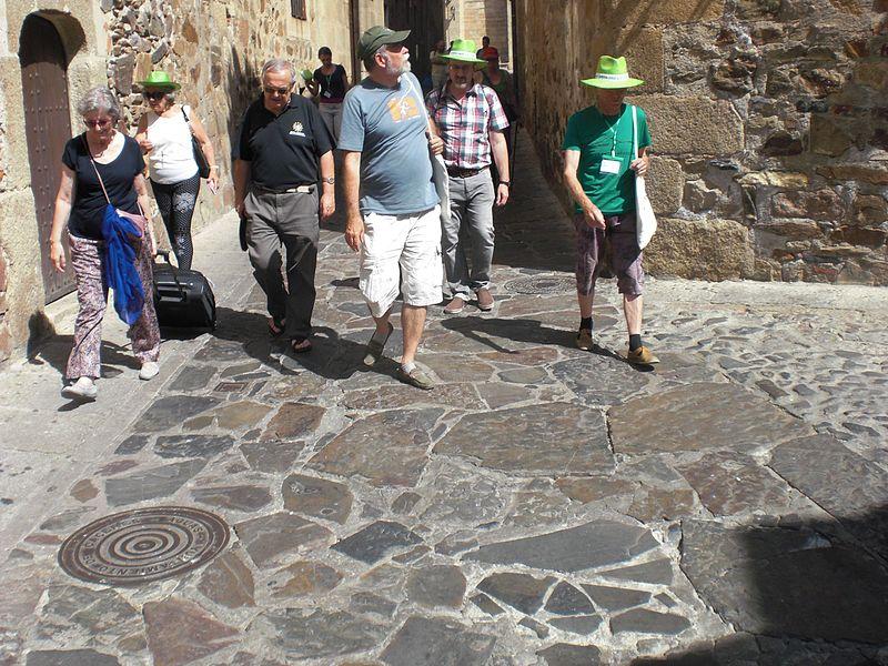 File:Postkongresa ekskurso en Cáceres.jpg