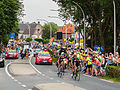 Premier groupe-Leading group-Kopgroep - Tour de France 2015 - Haastrecht - Zuid-Holland - Pays-Bas (18820181633).jpg