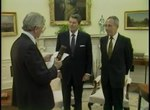 File:President Reagan's Meeting with Prime Minister Shimon Peres of Israel, October 17, 1985.webm