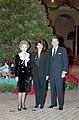 President Ronald Reagan and Nancy Reagan with Maria Shriver.jpg